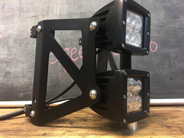 Black Dirt Bike Motorcycle Headlight Fairing Enduro Cross