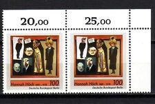 875 Ecke als Paar rechts oben ** Berlin von 1989 Hanna Höch