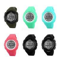 New Unisex Men's Women's Casual Silicone Band Quartz Analog Wrist Watch Watches