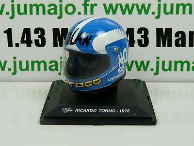 Ricardo Tormo 1978 Nolan Bultaco CM63 CASQUE MOTO GP 1//5