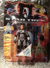 "Star Trek Generations,Cpt James T. Kirk 5"" Figure, Playmates 1994"