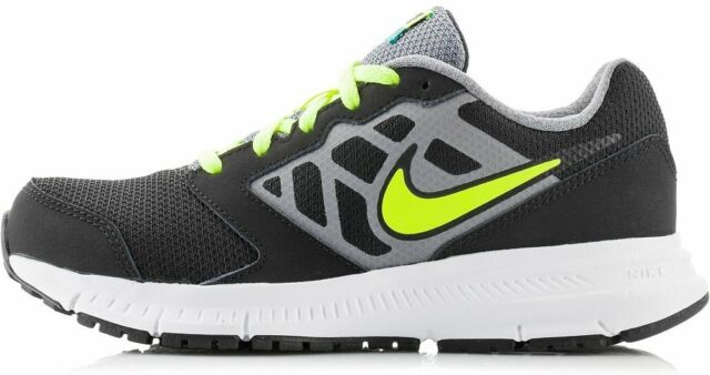 pretty nice 865eb 0f30f Nike Downshifter 6 (GS PS) Black Volt Cool Grey Rio Teal running 684979