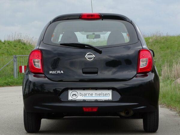 Nissan Micra 1,2 80 Acenta - billede 4