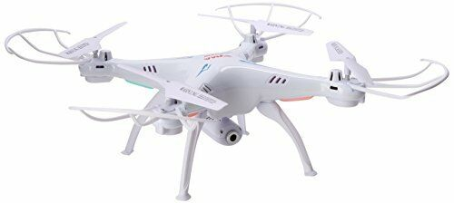 Syma X5SW Explorers2 2.4G 4CH 6-Axis Gyro RC Headless Quadcopter with 0.3MP HD W