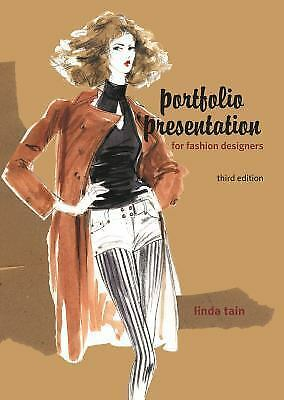 Portfolio Presentation For Fashion Designers By Linda Tain 2010 Trade Paperback For Sale Online Ebay