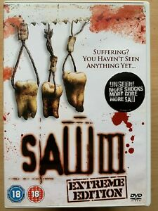 Saw-3-DVD-2006-III-Horreur-Thriller-Film-Extreme-Edition
