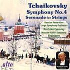 Tschaikowsky Sinf.4/Serenade von Roshdestwenskij,Sym.Orch.Russian Federation (2009)