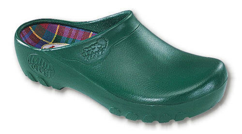 Hunter Gardener Clog - Vintage Green