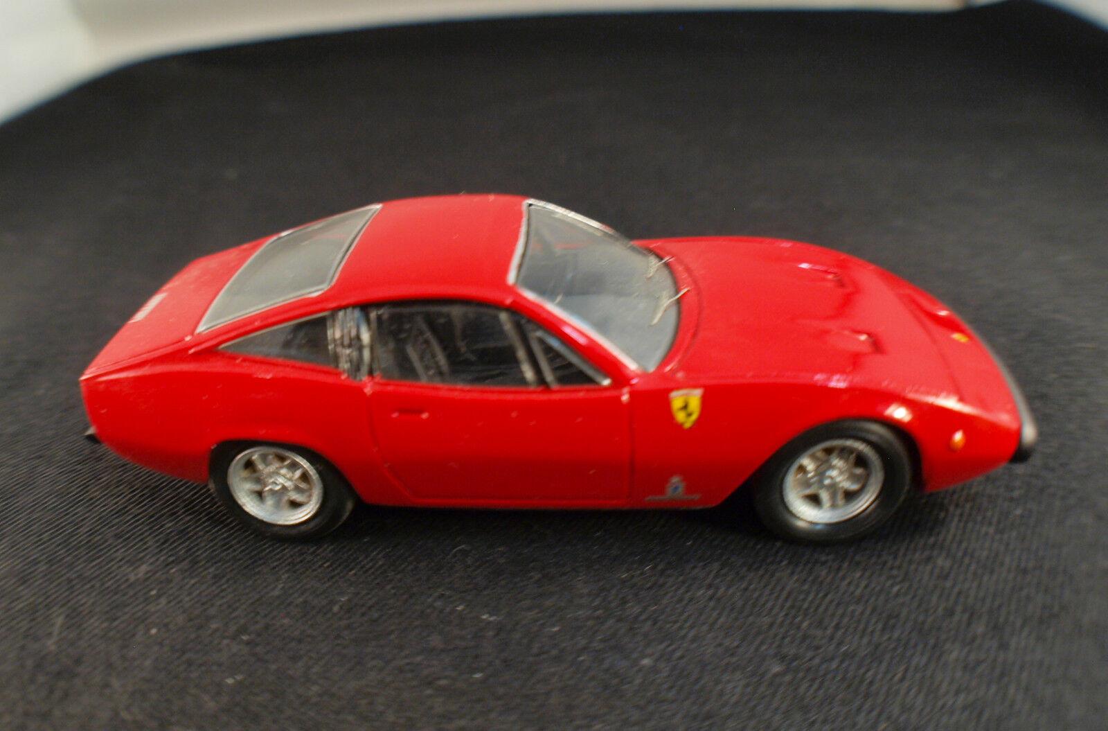 Ferrari 365 gtc   4 ministyle frankreich 1972 magnifique kit mont é professionnel 1   43