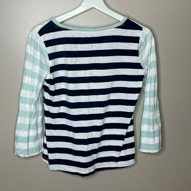 Boden Striped Long Sleeve T Shirt - image 3