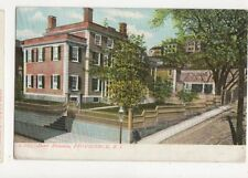 Dorr Mansion Providence RI Vintage U/B Postcard USA 513a