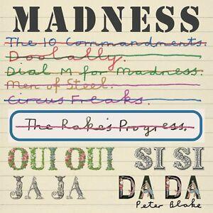 MADNESS-OUI-OUI-SI-SI-JA-JA-DA-DA-CD-14-TITRES-2012-NEUF-NEW-NEU