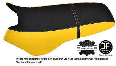 BLACK STITCH CUSTOM FITS SEA DOO XP 97-05 AUTOMOTIVE VINYL SEAT COVER STRAP