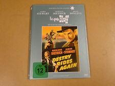 DVD / DER GROSSE BLUFF / IN DESTRY RIDES AGAIN (MARLENE DIETRICH, JAMES STEWART)