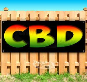 CBD Gummies Advertising Vinyl Banner Flag Sign Many Sizes Available USA Edibles