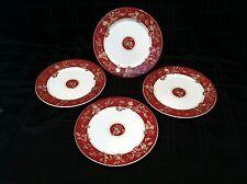 """4 Waverly Garden Room Fruit Toile  Dinner 11"""" Plates"""