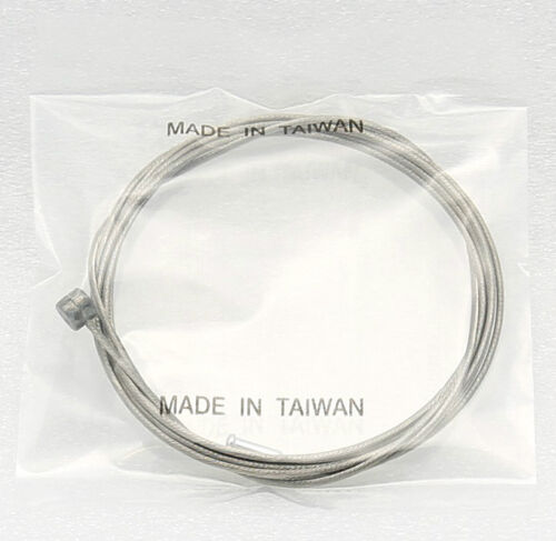Cap 1 BIKE BICYCLE 1730mm Brake Cable Stainless MTB BMX