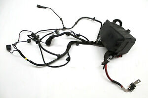 2010 VOLVO XC70 ENGINE WIRING HARNESS W/ FUSE BOX COMPLETE ...