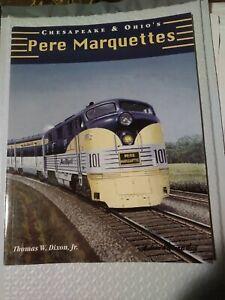 Chesapeake-amp-Ohio-039-s-Pere-Marquettes-America-039-s-First-Postwar-Streamliners