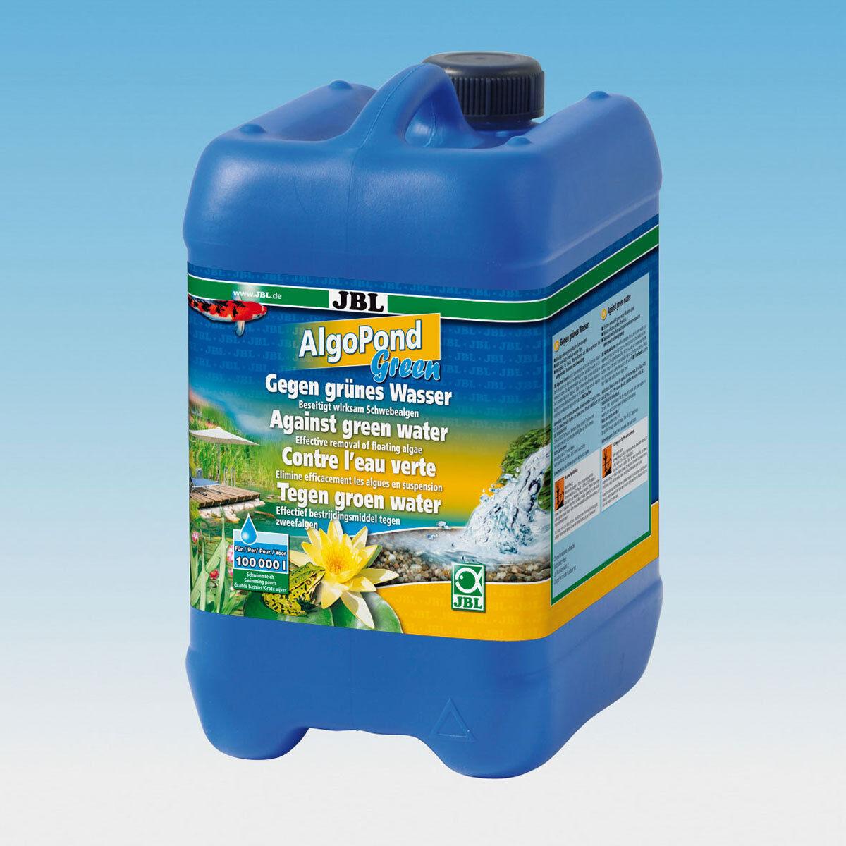 JBL Algopond verde - 5 Litro - Anti Alghe Acqua Stagni