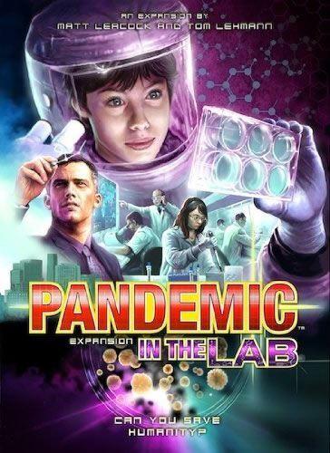 Pandemie - expansion  im labor