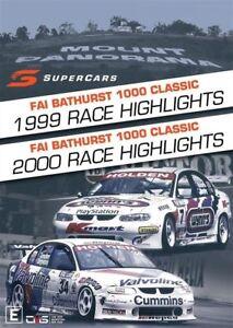 Supercars-FAI-Bathurst-1000-Classic-1999-Race-Highlights-FAI-Bathurst-1000-C