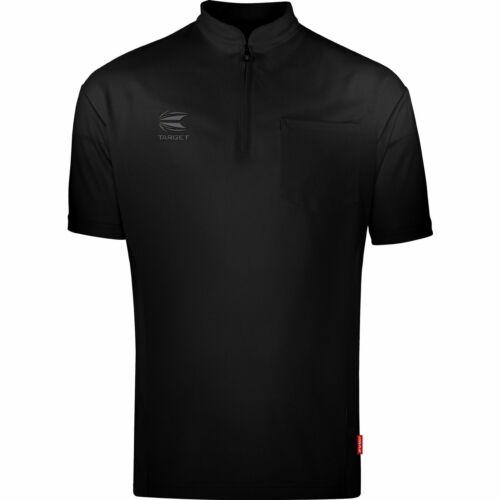 Target COOL PLAY Collarless Shirt Black
