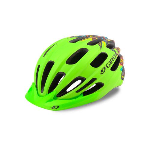 Giro Hale Jeunesse Vélo Casque Taille 50-57 cm Vert 2019