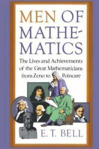 Men of Mathematics (Touchstone Book), Bell, E.T., Very Good Book