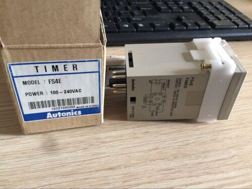 FS4E 1PC NEW IN BOX Autonics free shipping      #C03