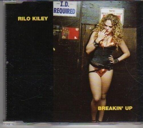 (BM203) Rilo Kiley, Breakin' Up - DJ CD