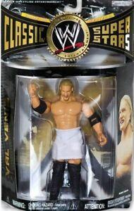 Wwe Wrestling Classic Superstars série 18 Figurine Val Venis