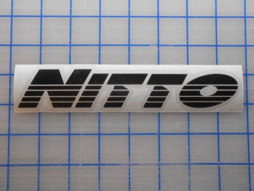 "Nitto Decal Sticker 5.5/"" 7.5/"" 11/"" Tires Terra Grappler Mud Trail Ridge NT555 17"