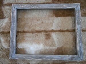 Weathered-Wood-Barn-Wood-Canvas-Picture-Frames-Barn-Board-Picture-Frames