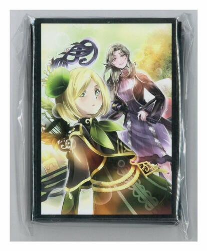 Yu-Gi-Oh Aromage Marjoram /& Aromage Laurier doujin Card Sleeve Protector
