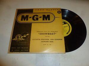 showboat 10-inch mgm lp vinyl record
