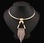 Fashion-Women-Pendant-Crystal-Choker-Chunky-Statement-Chain-Bib-Necklace-Jewelry thumbnail 95