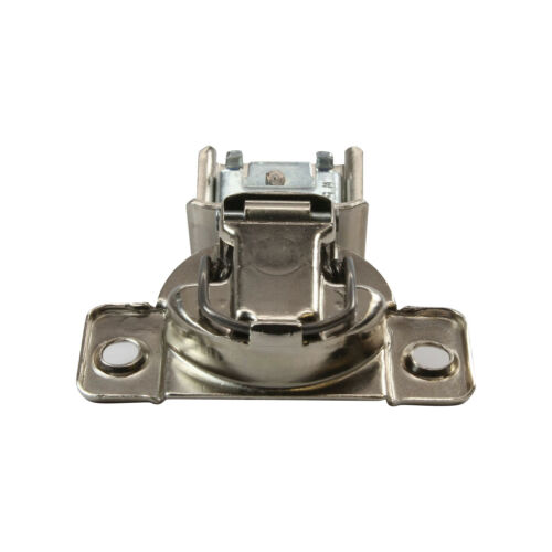 "2 Grass 108 Deg 1-1//2/"" Overlay Self Close Screw Compact Cabinet Hinge 04499-15"