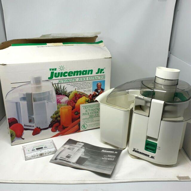 Automatic Juice Extractor Juiceman Jr Small Appliances Kitchen ...