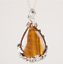 Natural-Quartz-Crystal-Stone-Teardrop-Flower-Healing-Gemstone-Pendant-Necklace thumbnail 27