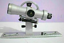 Aluminium Telescopic Alidade Surveying Instrument Amp Level Transit Alidade