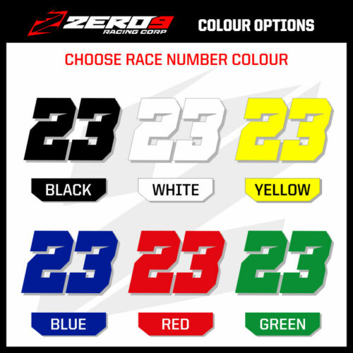 SUZUKI RM RMZ 125-450 FAST AS F#CK Custom MX Graphics Kit