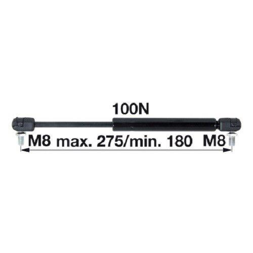 M968 964 948 Steyr Gasdruckdämpfer Dachluke 942 M985 955 970 M975