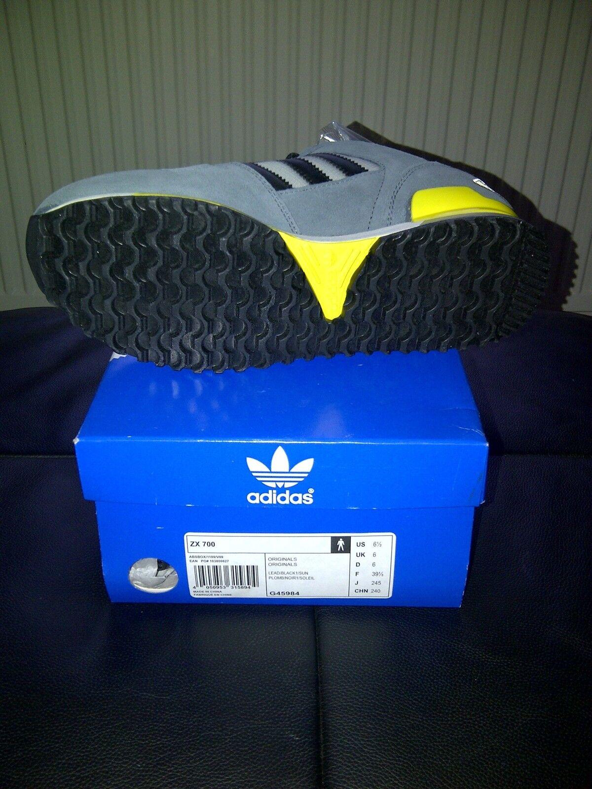 Scorte morte... Adidas zx700... vecchia scuola... 100% Autentico Scarpe Da Ginnastica Unisex Misura  Scarpe classiche da uomo