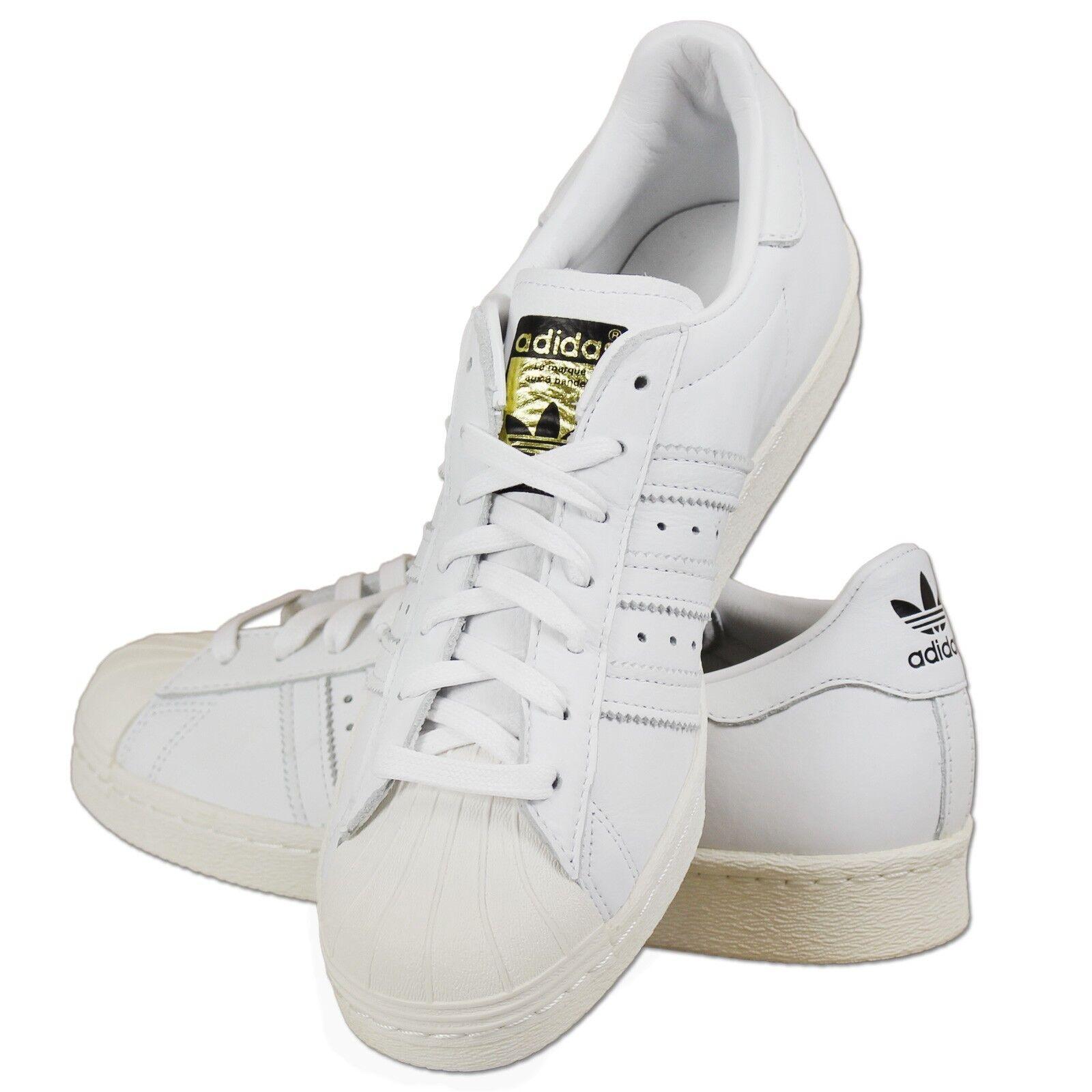 Adidas Adidas Adidas Superstar 70s Deluxe Retrosneaker Full-Grain-Leder White 37 1 3 28b2cb