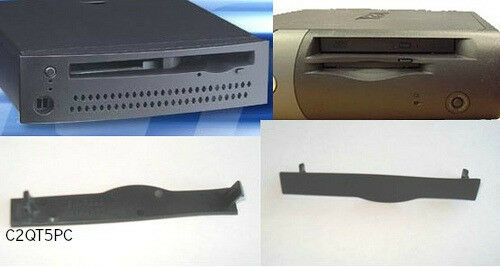"""Case Replacement 3.5/"""" Floppy Drive Bay Cover for Desktop PC System Lot of 10"""