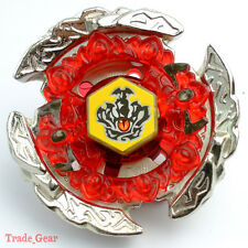 BEYBLADE 4D TOP RAPIDITY METAL FUSION FIGHT MASTER BB116C HELL CROWN 130FB