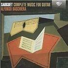 Henri Sauguet - Sauget: Complete Music for Guitar (2016)
