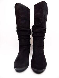 ef76648f5 Arizona Women's Karle Wide Calf Winter Comfort Boots Black Size 9M ...