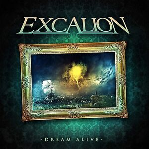 EXCALION-Dream-Alive-CD-DIGIPACK
